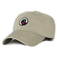 Frat Hat in Khaki by Southern Proper