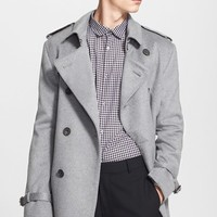 Men's Burberry London 'Britton' Double Breasted Trench Coat,