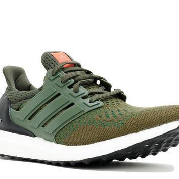 Ready Stock Adidas Ultra Boost Ltd Olive Sport Running Shoes