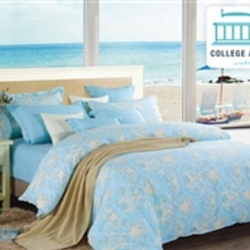 Summer Dream Twin XL Comforter Set - College Ave Designer Series Dorm Products Must Have College Items