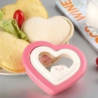 HEART SHAPED SANDWICH MOLD