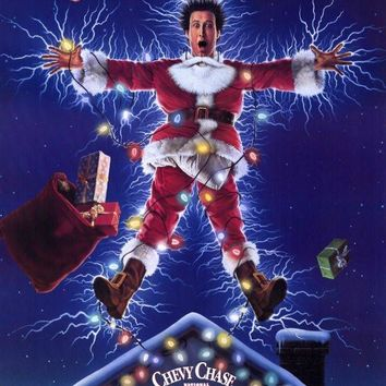 National Lampoon's Christmas Vacation 11x17 Movie Poster (1989)