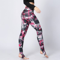 Women Sports Elastic Leggings