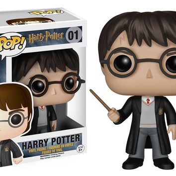 Funko POP!: Harry Potter -  Harry Potter