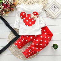 Minnie Mouse  t shirt + leggings