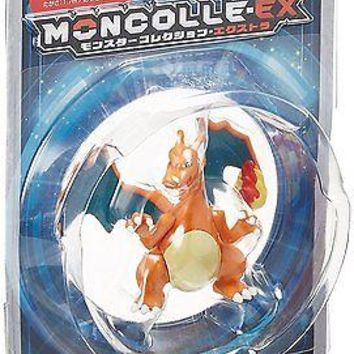 Takara Tomy Pokemon Monster Collection EX Moncolle Charizard Action Figure USA