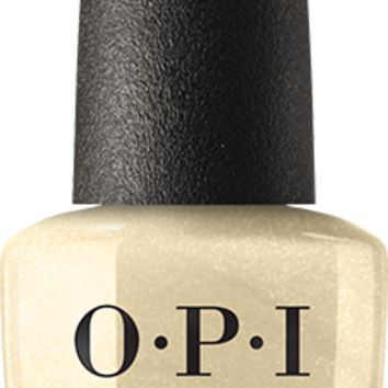 OPI Nail Lacquer - Gift of Gold Never Gets Old 0.5 oz - #NLHRJ012
