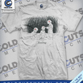 "Foxing ""Medics"" Shirt 