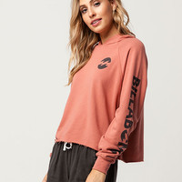 BILLABONG Crop Womens Hoodie | Sweatshirts + Hoodies