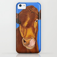 Cow iPhone & iPod Case by Maggs326