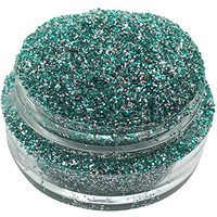 Lumikki Cosmetics Glitter For Eyeshadow / Eye Shadow / Eyes / Face / Lips / Nails Makeup - Compare to NYX - Shimmer Makeup Powder - Holographic Cosmetic Loose Glitter (Mermaid Green)