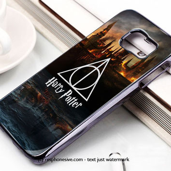 Harry Potter Collection Samsung Galaxy S6 and S6 Edge Case
