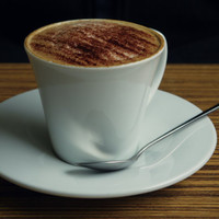 Tall Cappuccino with Chocolate Dusting - 6x4 7x5 8x6 Photo Print