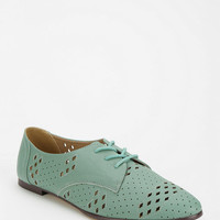 BDG Diamond Cutout Oxford