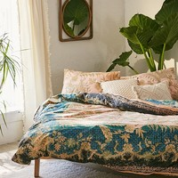 Arden Scarf Medallion Duvet Cover | Urban Outfitters