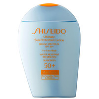 Ultimate Sun Protection Lotion Broad Spectrum SPF 50+ WetForce for Sensitive Skin & Children - Shise