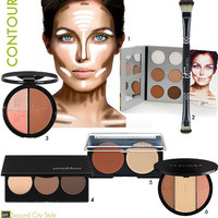 Beauty: Get Sculpted! How to Contour and Highlight Your Face
