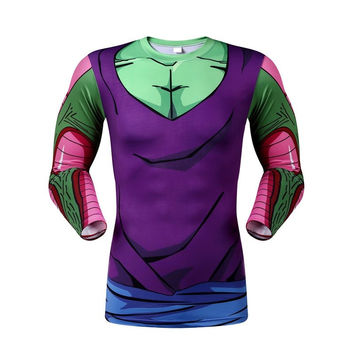 Dragon ball z piccolo 3d shirt