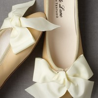 Parisian Ballet Flats in SHOP New at BHLDN