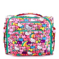 Ju-Ju-Be Hello Kitty Collection B.F.F. Convertible Diaper Bag, Lucky Stars