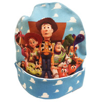 Toy Story Pixar Beanie | Buzz Woody | Winter Hat