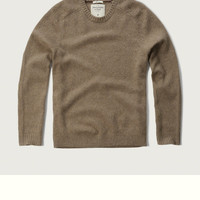 Brushed Wool Sweater
