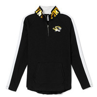 University of Missouri Bling Half-Zip Tunic - PINK - Victoria's Secret