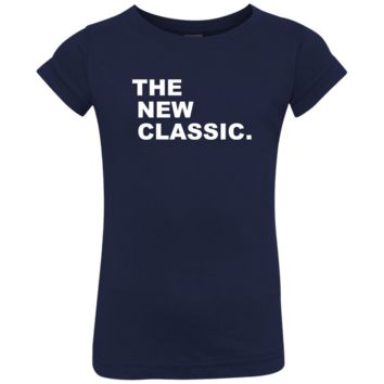 The NEW Classic Toddler Girls Jersey T