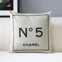 No.5 Decorative Pillow