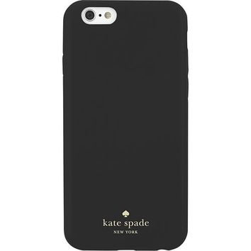 kate spade new york - Wrapped Case for Apple® iPhone® 6 - Black