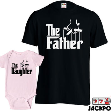 d1eeaea2f Matching Father Daughter Shirts Fathers Day T Shirt Daughter Baby Bodysuit  Matching Fa