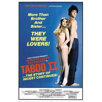 Taboo Pt 2 Movie Poster 11 inch x 17 inch poster