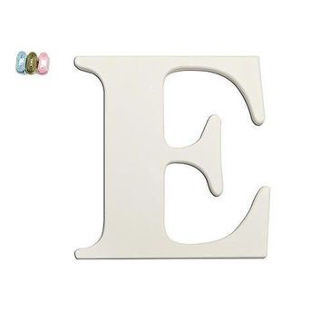"Babies""R""Us E Wooden Personalizable Letter Wall Decor"