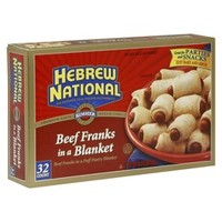 HEBREW NATIO 18.4OZ BF FRNKS BLNKT