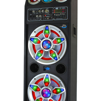 SP-69 BT - Dolphin Audio DJ Party Speaker