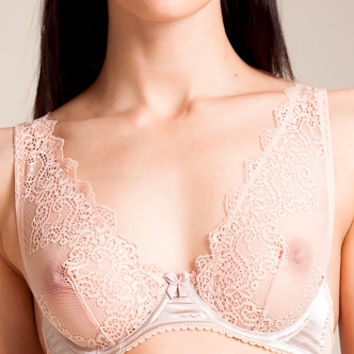 Mimi Holliday: Love Bird Full Cup Bra at Nancy Meyer