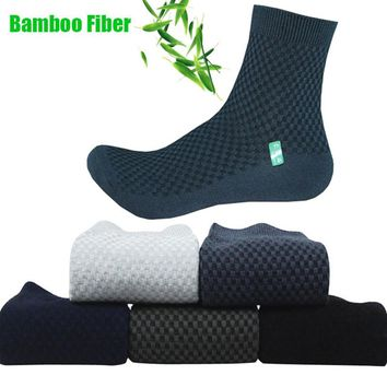 SHIFUREN 1 Pairs Men's Breathable Outdoor Socks Knee-High Elastic Hiking Sports Socks Climbing Socks Style & Color By Random
