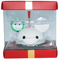 Disney Park Pack Holiday Subscription Baymax Light-Up Ear Hat Ornament New w Box