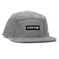 NY State of Mind 5-Panel Wool Hat
