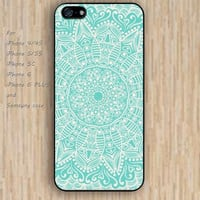 iPhone 5s 6 case lace Mandara flowers dream catcher colorful phone case iphone case,ipod case,samsung galaxy case available plastic rubber case waterproof B593