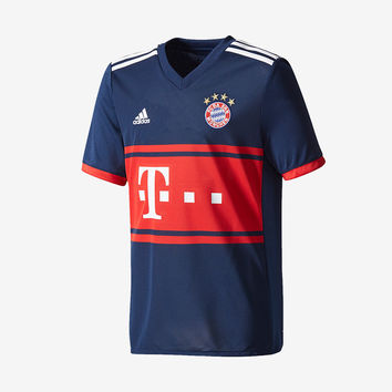 Bayern Munich 2017-18 Youth Away Jersey