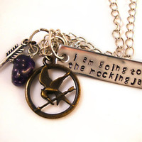Katniss Mockingjay Necklace