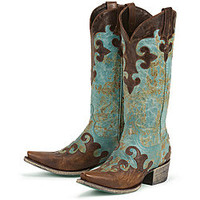 Lane Boots Women's 'Dawson' Cowboy Boots | Overstock.com