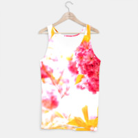 Cherry Blossom TankTop, Live Heroes