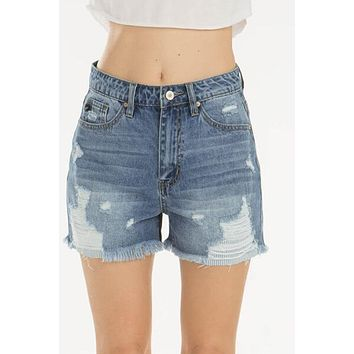 Miles Denim Shorts