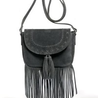 Buy Suede Saddle Bag online today at Next: United States of America
