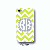 Chevron iphone case - pink phone cover, Personalized Monogram Iphone 4, 4S, 5, 5s, 5c & Galaxy S3, S4 cases, personalized covers (1201)