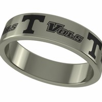 Tennessee Vols Stainless Steel Band
