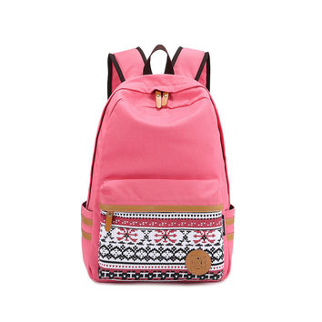 Hot Deal College Comfort On Sale Back To School Stylish Casual Backpack [6304976260]