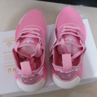 """ADIDAS"" Women Running NMD Sport Casual Shoes Sneakers Pink G-MDTY-SHINING"